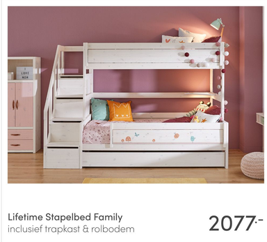 Lifetime Stapelbed Family