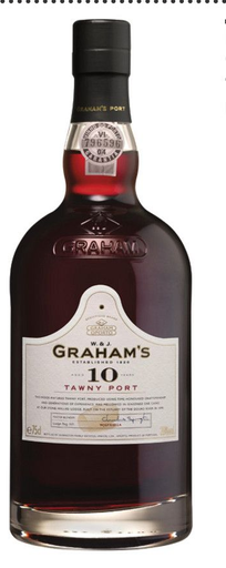 Graham's 10 Years Old Tawny 75CL Overig