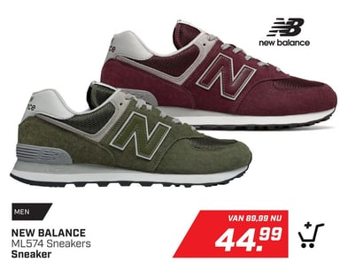 NEW BALANCE ML574 Sneakers Sneaker