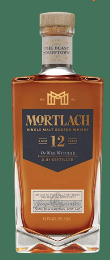Mortlach 12 Years 70CL Whisky