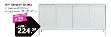Dressoir Salerno