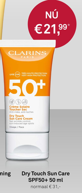 Dry Touch Sun Care SPF50+ 50 ml
