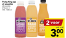 Fruity King sap of smoothie