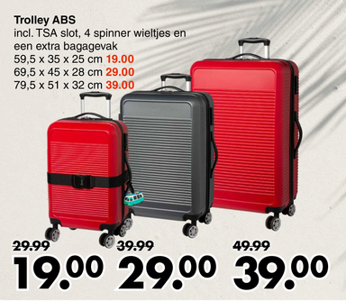 Trolley ABS