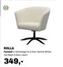Rolla fauteuil