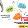 Duvo+ Catchy Mouse Kattenspeelgoed