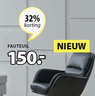 Thisted Fauteuil