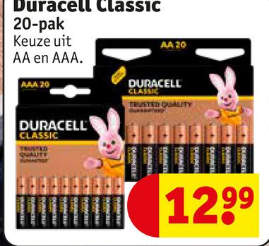 Duracell Classic