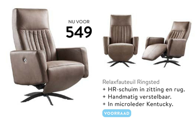 Relaxfauteuil Ringsted