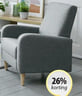 Gedved Fauteuil