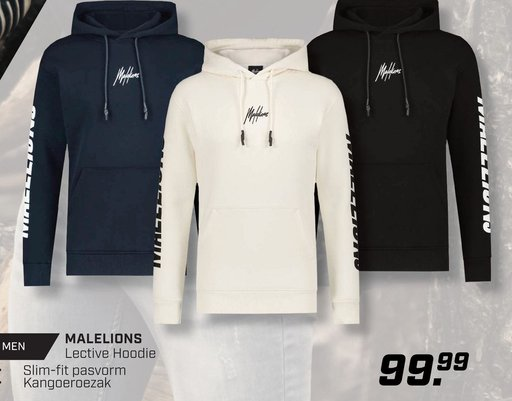 7 MALELIONS Lective Hoodie
