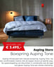 Boxspring Auping Tone