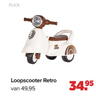 Loopscooter Retro