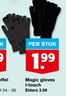 Magic gloves I-touch