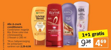 Alle A-merk conditioners
