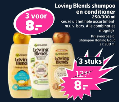 Loving Blends shampoo en conditioner