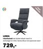 Lunia relaxfauteuil