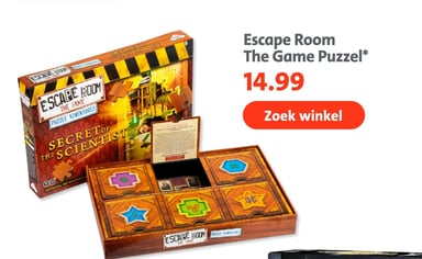 Escape Room The Game Puzzel*