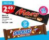 Mars of Snickers