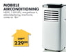 Mobiele airconditioning