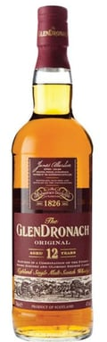 Glendronach 12 Years 70CL Whisky
