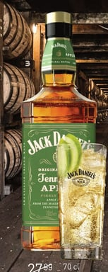Jack Daniel's Tennessee Apple 70CL Whisky