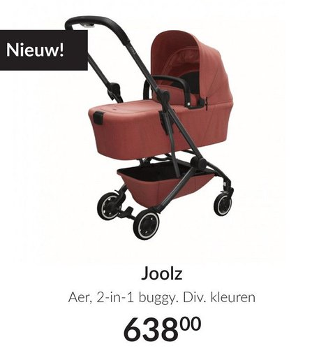 Aer, 2-in-1 buggy