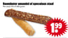 Roomboter amandel of speculaas staaf