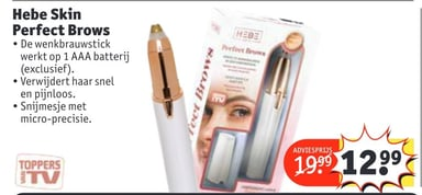 Hebe Skin Perfect Brows