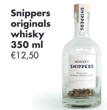 Snippers originals whisky 350 ml