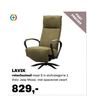 Lavik relaxfauteuil