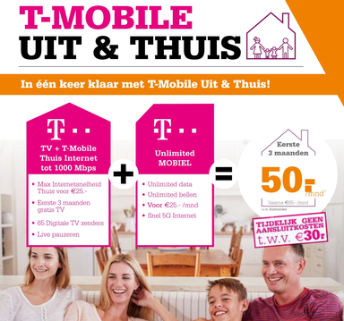 T-Mobile Uit & Thuis
