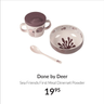 Done by Deer Sea Friends First Meal Dinerset Powder