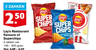 Lay's Restaurant flavours of Superchips