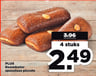 PLUS Roomboter speculaas piccolo