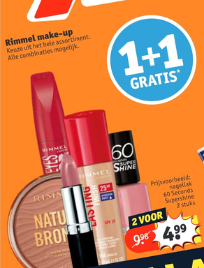 Rimmel make-up