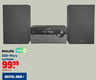 PHILIPS O DAB+ Micro systeem SVS