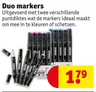 Duo markers