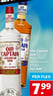 Old Old Captain rum