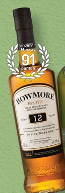 Bowmore 12 Years 35CL Whisky
