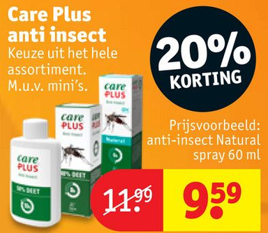 Care Plus anti insect