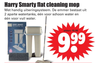 Harry Smarty flat cleaning mop