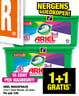 Ariel wascapsules