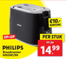 PHILIPS Broodrooster HD2581/90