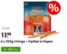 4x 250g Chings - Kipfilet in Repen