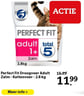 Perfect Fit Droogvoer Adult Zalm - Kattenvoer - 2.8 kg