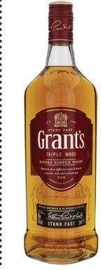 Grant's 100CL Whisky
