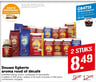 Douwe Egberts aroma rood of décafé