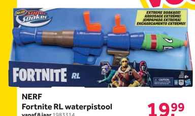 NERF Fortnite RL waterpistool