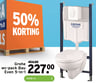 Grohe wc-pack Bau Even 5-in-1